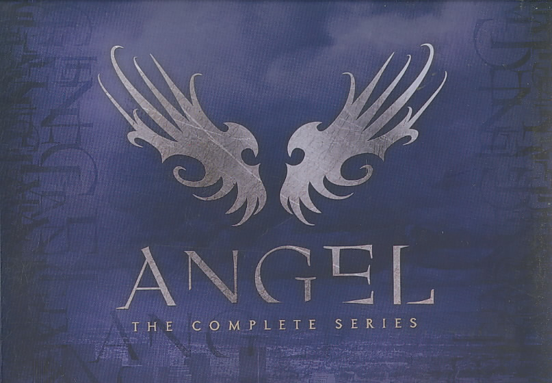 ANGEL:COMPLETE SERIES BY ANGEL (DVD)